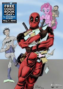 יום קומיקס חינם 2016